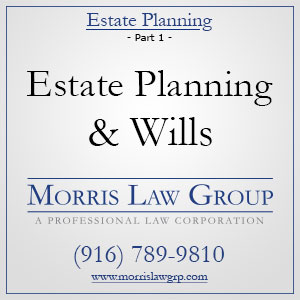 Estate Planning: Planning & Wills