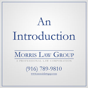 Introduction to Morris Law Group