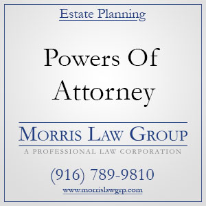 Estate Planning: Powers of Attorney